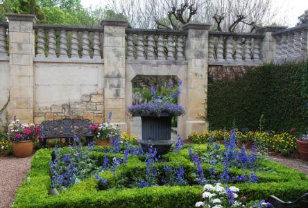 Poetry-garden